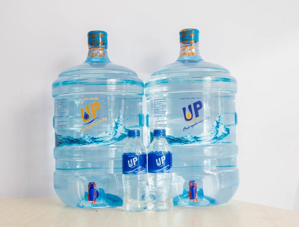 nước uống vietup