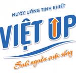 logo nước tinh khiết việt up